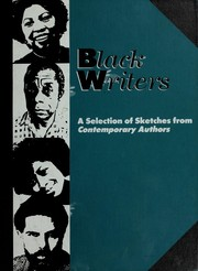 Cover of: Black Writers | Linda Metzger