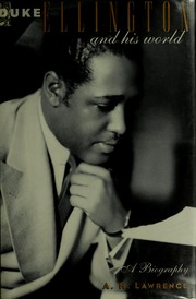 Cover of: Duke Ellington and his world