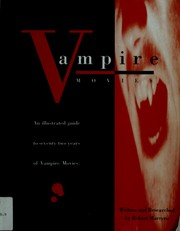Cover of: Vampire Movies
