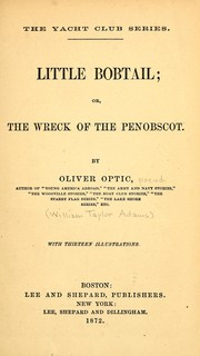 Cover of: Little Bobtail, Or, The Wreck of the Penobscot