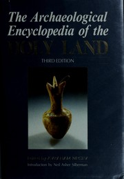 Cover of: The Archaeological encyclopedia of the Holy Land