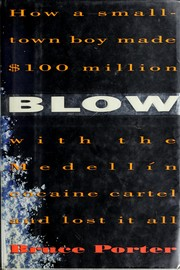 Cover of: Blow | Bruce Porter