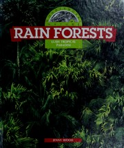 Cover of: Rain forests | Jenny Wood