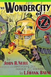 Cover of: The Wonder City of Oz | John R. Neill