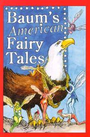 Cover of: Baum's American Fairy Tales