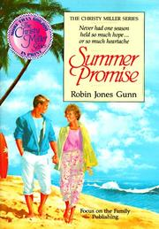 Cover of: Summer Promise