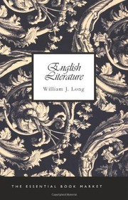 Cover of: English literature | Long, William J.