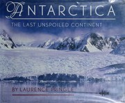 Cover of: Antarctica: the last unspoiled continent