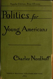Cover of: Politics for young Americans