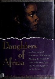Cover of: Daughters of Africa
