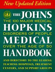 Cover of: The Johns Hopkins medical handbook |