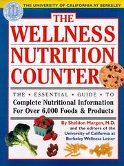 Cover of: The wellness nutrition counter | Sheldon Margen