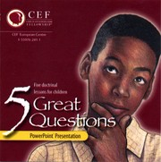 Cover of: 5 Great Questions |