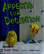 Cover of: Appetite for detention | Sloane Tanen