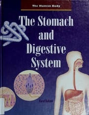 Cover of: The stomach and digestive system