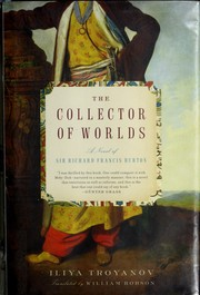 Cover of: The collector of worlds | Ilija Trojanow
