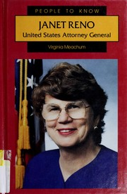 Cover of: Janet Reno