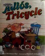 Cover of: Adiós, tricycle