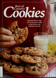 Cover of: Best of country cookies by [Julie Schnittka, editor].