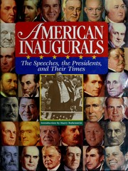 Cover of: American inaugurals