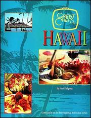 Cover of: Great Chefs of Hawaii