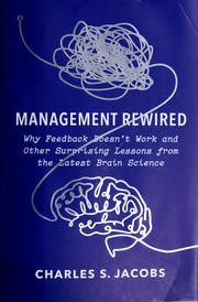 Cover of: Management rewired | Charles S. Jacobs