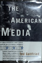 Cover of: The American media