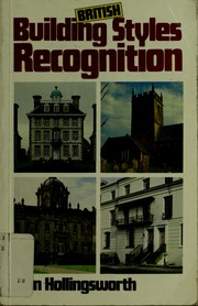 Cover of: British building styles recognition | Alan Hollingsworth