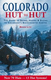 Colorado hut to hut by Brian Litz