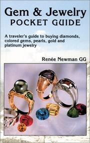 Cover of: Gem & Jewelry Pocket Guide