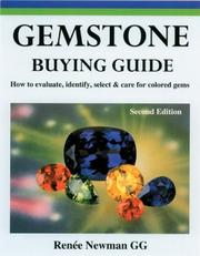 Cover of: Gemstone Buying Guide