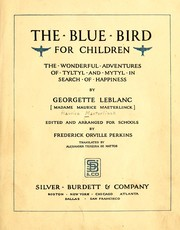 Cover of: The blue bird for children. | Maurice Maeterlinck