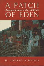 Cover of: A patch of Eden