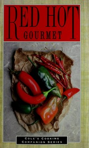 Cover of: Red hot gourmet. |