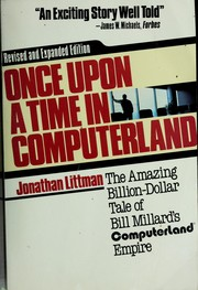 Cover of: Once upon a time in ComputerLand | Jonathan Littman