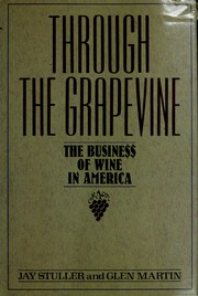 Cover of: Through the grapevine