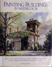 Painting buildings in watercolor