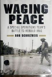 Cover of: Waging peace | Rob Schultheis