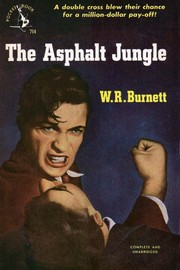 Cover of: The asphalt jungle