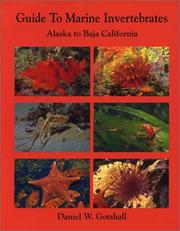 Cover of: Guide to marine invertebrates
