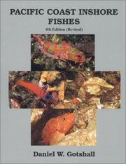 Cover of: Pacific Coast Inshore Fishes
