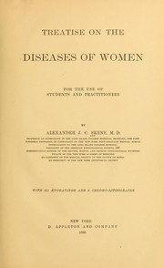 Cover of: Treatise on the diseases of women ...