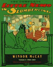 Cover of: The Complete Little Nemo in Slumberland Vol. 1