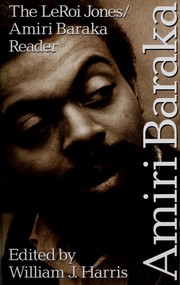 Cover of: The LeRoi Jones/Amiri Baraka reader