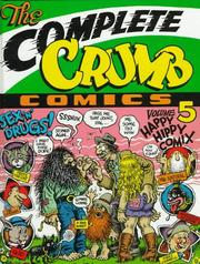 Cover of: The Complete Crumb | Robert Crumb