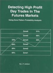 Cover of: Detecting High Profit Day Trades in the Futures Markets