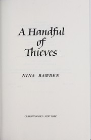 Cover of: A handful of thieves | Bawden, Nina