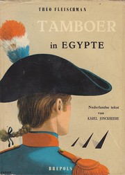 Cover of: Tamboer in Egypte