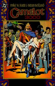 Cover of: Camelot 3000
