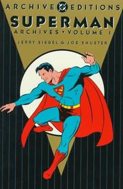 Cover of: Superman Archives, Vol. 1